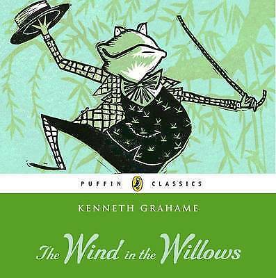 The Wind In The Willows (Puffin Classics) New Audio CD Book • 9.99£