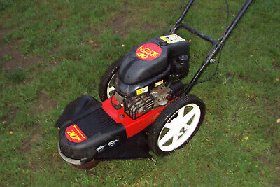 Rally 40 Heavy Duty Wheeled Strimmer Mower In Good Working Order • 185£