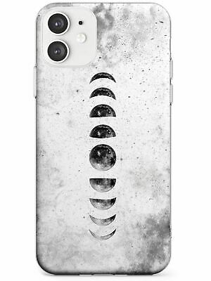 £9.95 • Buy Night Sky Galaxy Designs: Inverted Moon Phases Slim Case