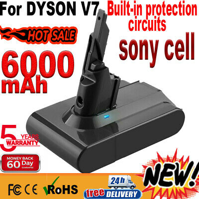 AU39.99 • Buy 6.0Ah Sony Cell Lithium 21.6V Battery For Dyson Cleaner V7 Animal FLUFFY Extra