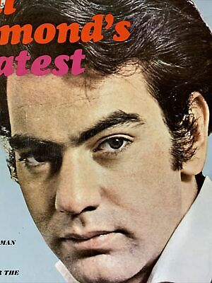 Neil Diamond ‎– Neil Diamond's Greatest Hits [LP] 1967 VG+ Sounds Great • 4£