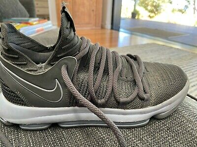 AU35 • Buy Basketball Shoes- Nike KD 10's, Grey, Size US 8.5, Good Condition