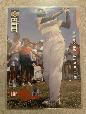$20 • Buy Michael Jordan 1994 Upper Deck Golf Card No.204