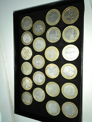 £2 Pound Coin Job Lot 23 In Total • 50£