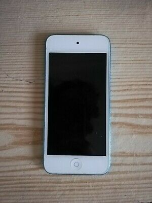 IPod Touch 5th Generation Blue Bundle With Case • 35£