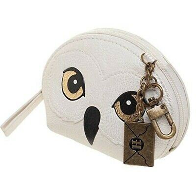 Harry Potter Hedwig Owl Coin Purse Clutch Wallet • 12.32£