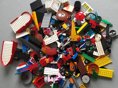 Genuine Over 1KG Of LEGO -big Bundle Of Star Wars Lego, Minifigs And Stickers! • 15£