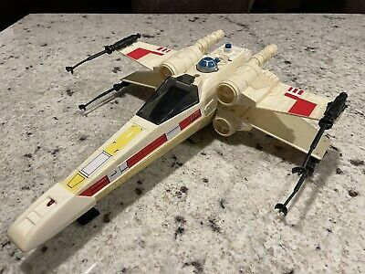 $ CDN199.34 • Buy 1978 Vintage Star Wars X-Wing Fighter Vehicle Kenner Works! 👀👆👍