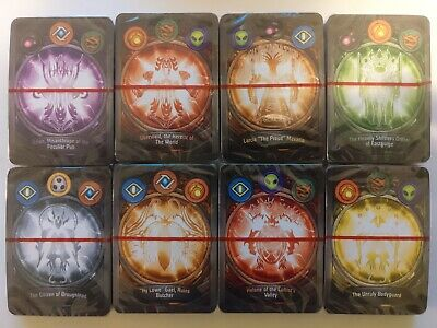 $ CDN50 • Buy Lot Of 16 Decks - Keyforge Age Of Ascension Collection Set W/ Tokens - Unplayed