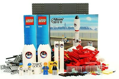 £57.68 • Buy Lego Town City Space Port Set 3368 Space Center 100% Complete 2011