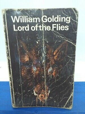Lord Of The Flies By William Golding (1958) Paperback • 1£