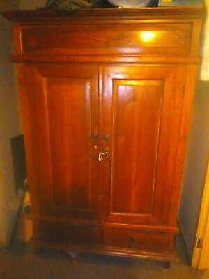 AU1500 • Buy Antique Furniture Cabinets Cupboards