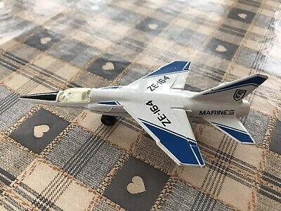 Vintage Matchbox Skybusters SB4 Mirage F1 Model Plane Collectible • 5£