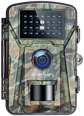 £68.41 • Buy APEMAN 16MP 1080P Trail Wildlife Camera Trap With Infrared Night Vision Up To
