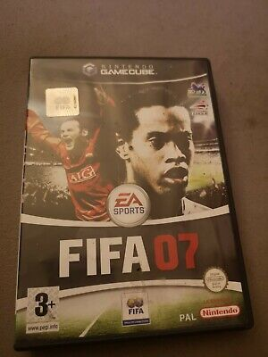 FIFA 07: Nintendo Gamecube GBC Video Game UK Release • 7.75£