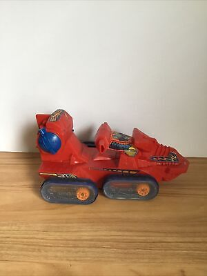 $2.99 • Buy 1983 He-man Masters Of The Universe Attak Trak Vehicle Complete Works
