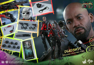 Hot Toys Deadshot Sideshow EXCLUSIVE • 219.99£