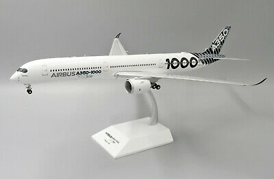 AU199.95 • Buy JC Wings 1:200 Airbus Industries A350-1000 XWB 'Carbon Fibre - Flaps Up' F-WLXV