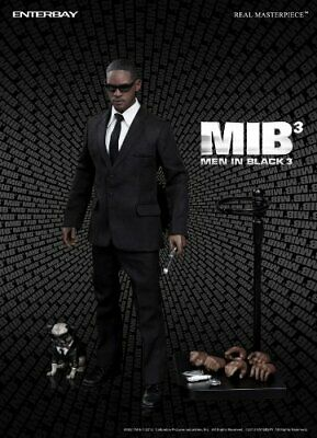$423.08 • Buy 1/6 Real Masterpiece Collectible Figure Men In Black 3 Will Smith As Agent J