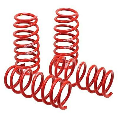 $381.87 • Buy For BMW 318i 1991 H&R 2.2  X 2.1  Race Front & Rear Lowering Coil Springs