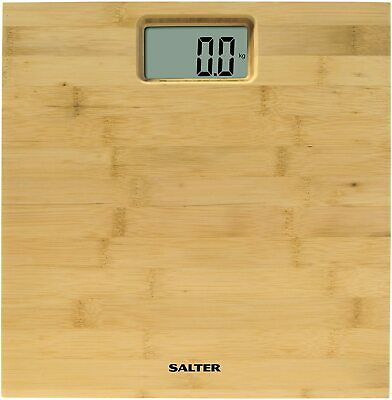 Salter Digital Bathroom Scales ? Electronic Body Weighing, Metric Kg / Lb, On • 47.47£