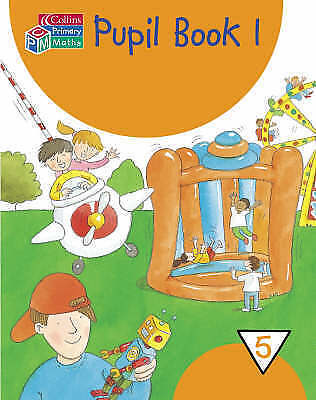 Collins Primary Maths: Year 5: Pupil's Book 1 By HarperCollins Publishers (Pape… • 0.99£