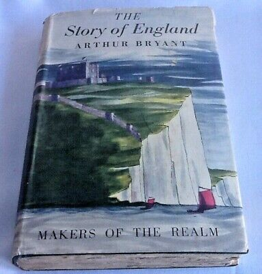 £10 • Buy Makers Of The Realm: The Story Of England By Arthur Bryant - Hardback 1954