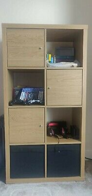 Ikea Billy Bookcase With Doors • 50£