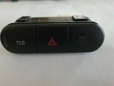 $30 • Buy 05-09 Mustang Ford Hazard TCS Passenger Airbag Center Console Dash Button OEM