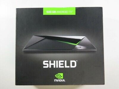 $ CDN430.66 • Buy Console Nvidia Shield Pro (2015) Android Tv 500gb 4k (+ Controller) Usa (complet