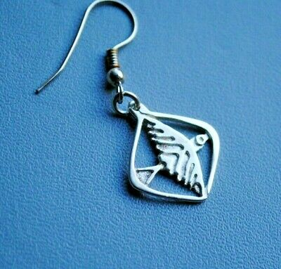 Ola Gorie Sterling Silver Single Earring Swallow / Swift Bird • 8.85£