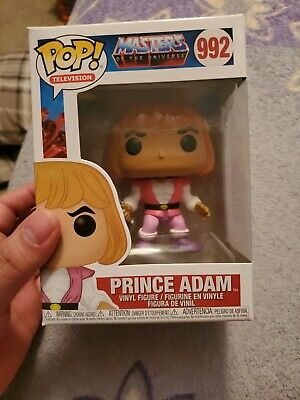 $0.99 • Buy Masters Of The Universe Prince Adam Funko Pop
