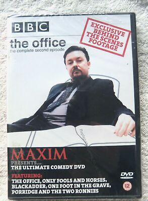 £3.99 • Buy 74600 DVD - Maxim Ultimate Comedy [NEW / SEALED]
