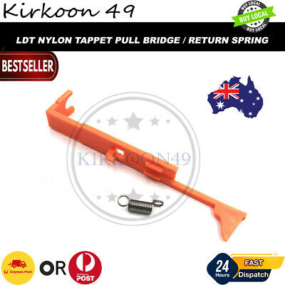AU6.95 • Buy Upgrade Nylon Pull Bridge Tappet/ Metal Return Spring LDT HK416 Gel Blaster AU