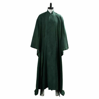 £45.10 • Buy Harry Potter Lord Voldemort Cosplay Costume Robe Gown Green Halloween Outfit