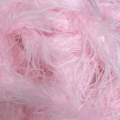 £14.56 • Buy Ostrich & Marabou Feather Boa - Pink