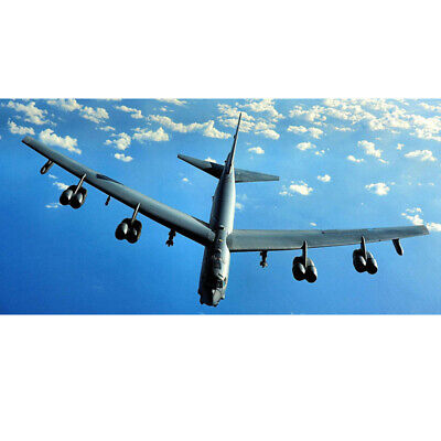 £26.63 • Buy 1/200 Scale Die Cast American B-52 Bomber Aircraft Toys Model Home Decor