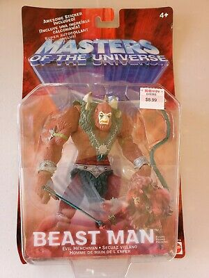$24.99 • Buy NEW  MOTU Masters Of The Universe 200X  Beast Man  Green Variation
