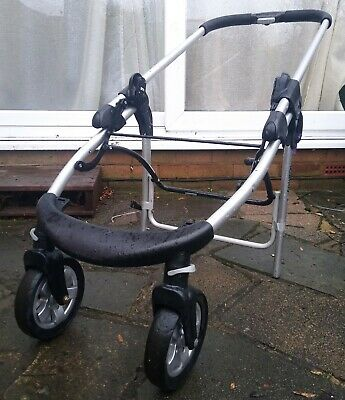 ICandy CHERRY Chassis Only + Front Wheels - Fully Functional Replacement Frame • 25£