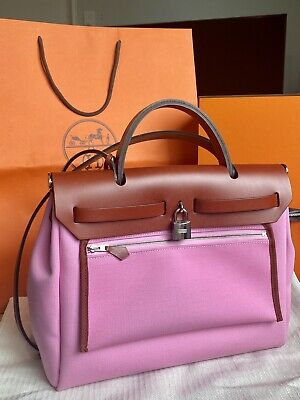 AU4500 • Buy Hermes Herbag Zip 31cm BRAND NEW
