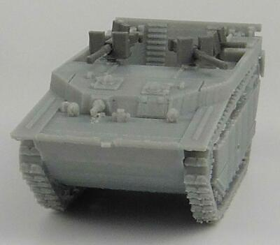 £13.25 • Buy 1/72 3D Printed WWII US Landing Craft Tracked Buffalo Bolt Action Suitable