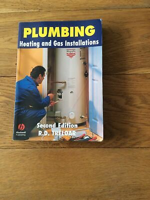 £4.50 • Buy Plumbing: Heating And Gas Installations By R. D. Treloar (Paperback, 2000)
