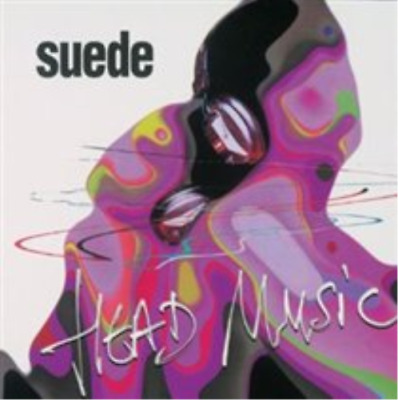 Suede-Head Music CD With DVD NEW • 10£