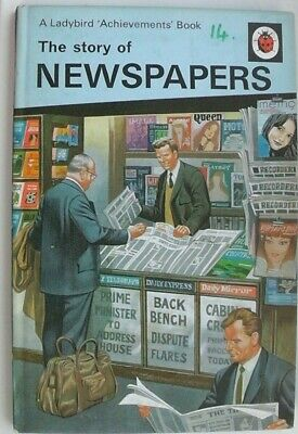 Ladybird Book,The Story Of Newspapers,Series 601,1st Edition • 8.50£