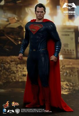 $ CDN398 • Buy Hot Toys MMS343 BATMAN V SUPERMAN: DAWN OF JUSTICE SUPERMAN 1/6 DC Hot Toys