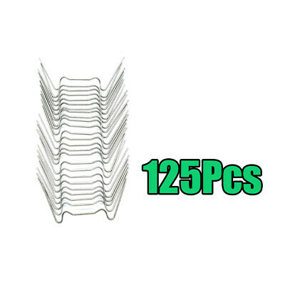 125-pack W Glazing Clips Stainless Accessories For Greenhouse Universal • 8.45£