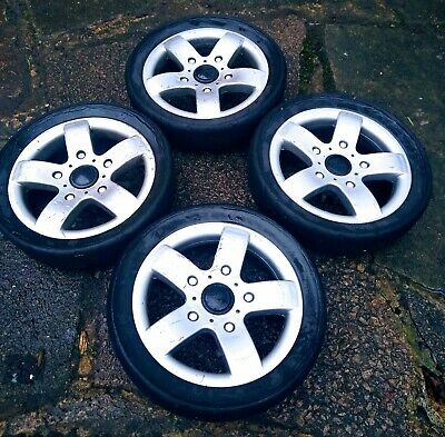 4 X ICandy CHERRY Replacement Rear Wheels (No Axle) Very Worn - FOR PARTS ONLY • 20£