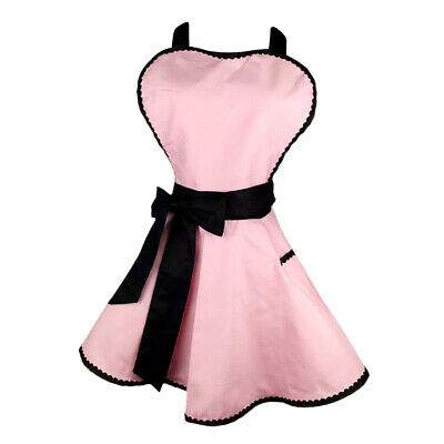 Kitchen Aprons Princess Chefs Novelty For Cooking Ladies Womens Pink • 10.67£