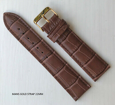£5.95 • Buy Eriksen Replacement Leather Watch Straps
