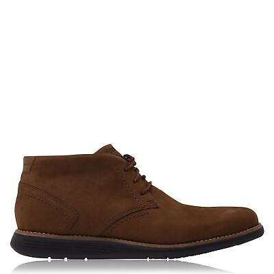 Mens Rockport Total Motion Chukka Boots Shoes New • 60£